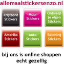 Allemaal stickers