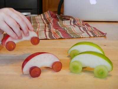 Fruit auto's