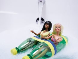 barbies in bad
