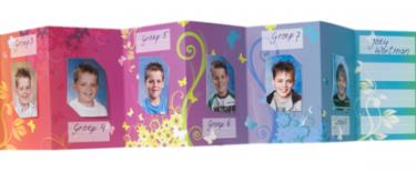 pasfotoboekje nieuw