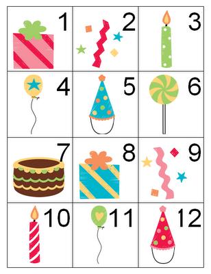 Ben je op zoek naar een aftelkalender voor een verjaardag?
