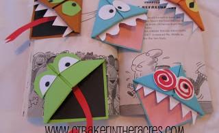 boekenlegger monster