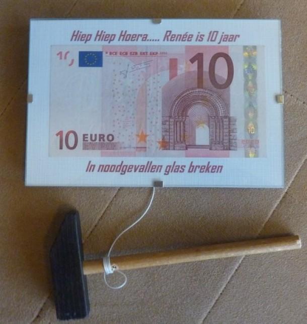 Geld Geven Cadeau
