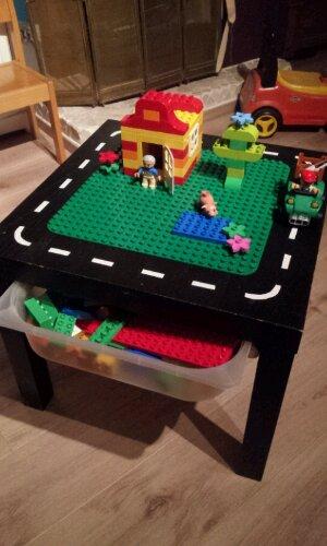 duplo tafel. Black Bedroom Furniture Sets. Home Design Ideas