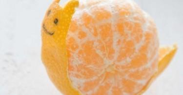 traktatie mandarijn
