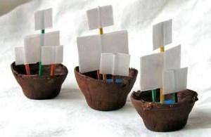 traktatie piratenschip