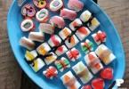 sushi kinderen