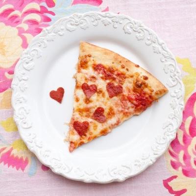 pizza valentijn