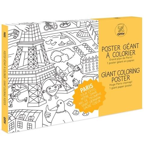 Kleurplaten Xxl.Xl Kleurplaat Parijs Londen En New York