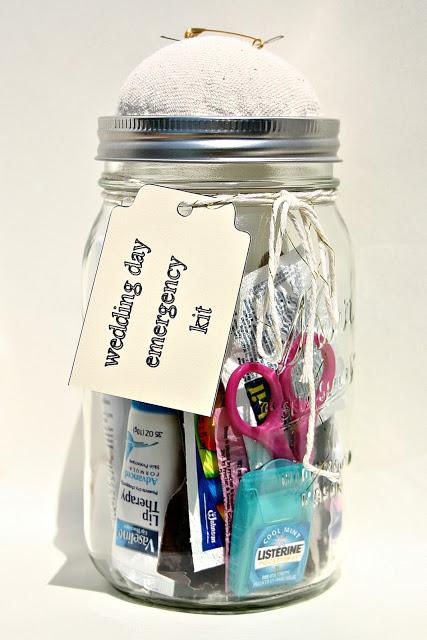 cadeautje voor de bruid
