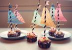 cupcake bootje