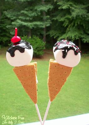 traktatie ijsje