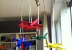 mobiel vliegtuigjes