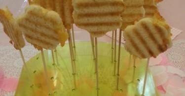 tosti op een stokje