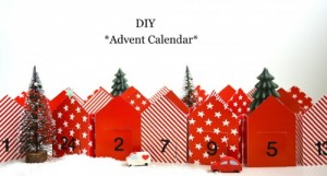 adventkalender huisjes