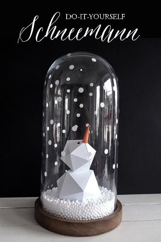 sneeuwpop potje