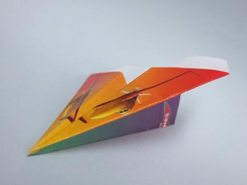 papieren vliegtuigen maken