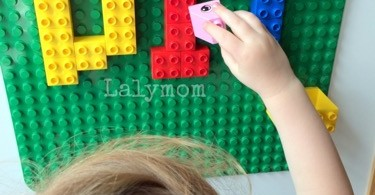 Lego-muur