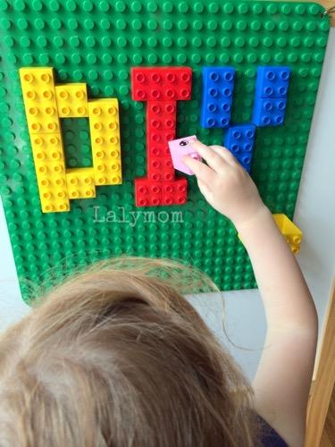 Legomuur - Aussenwand gestalten ...