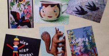 postkaarten Retroloekie