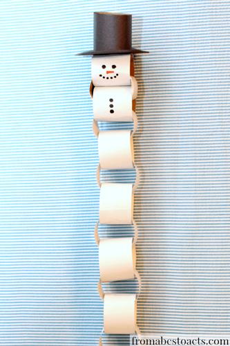 sneeuwpop wc rolletjes