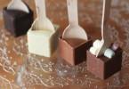 chocosticks maken
