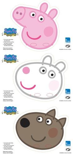 kinderfeestje Peppa Pig1