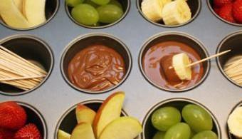 fruit dippen
