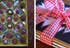 geld in bonbon doos