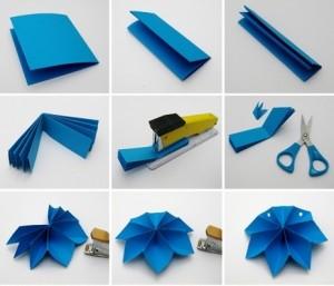 slinger van papier