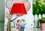 ditverzinjeniet lamp