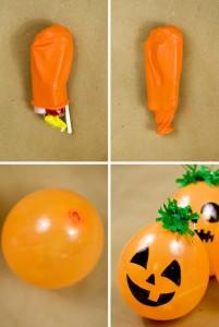 Leuke Halloween Traktaties.Een Halloween Traktatie Uitnodiging En Knutsel Gespot
