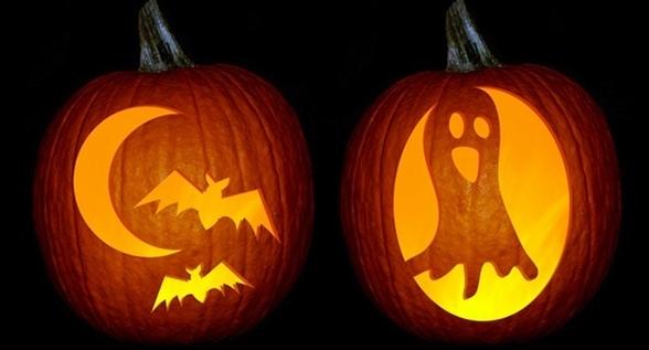 Uithollen Pompoen Halloween.Halloween Pompoen Uitsnijden Gespot Voor Jou