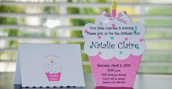cupcake uitnodiging