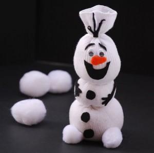 frozen knutsel