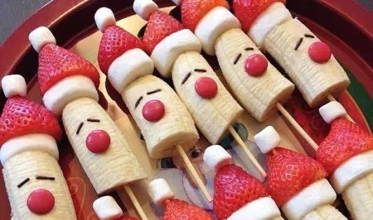 traktatie kerstman