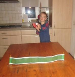 tafeltennis speelgoed