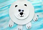 ijsbeer knutselen