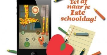 app aftellen school