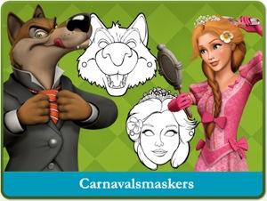 maskers carnaval