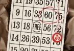verjaardagskaart bingo