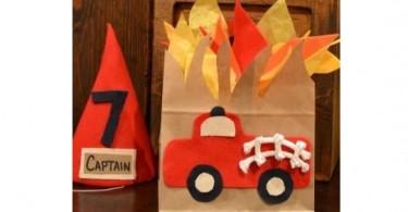 brandweerman traktatie