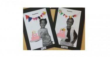 verjaardagskalender met foto