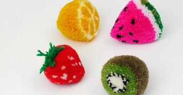 pompoms fruit